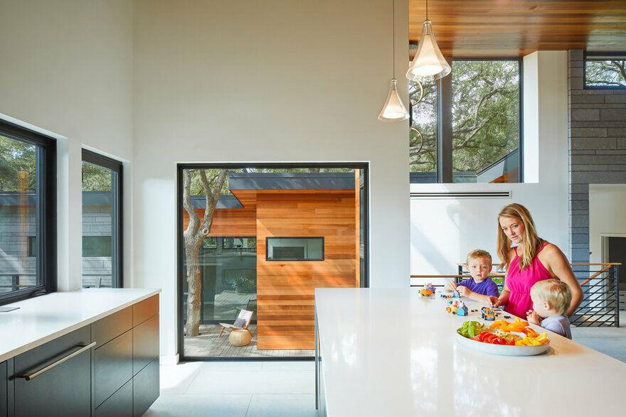 Ridgewood Residence, Matt Fajkus Architecture 8
