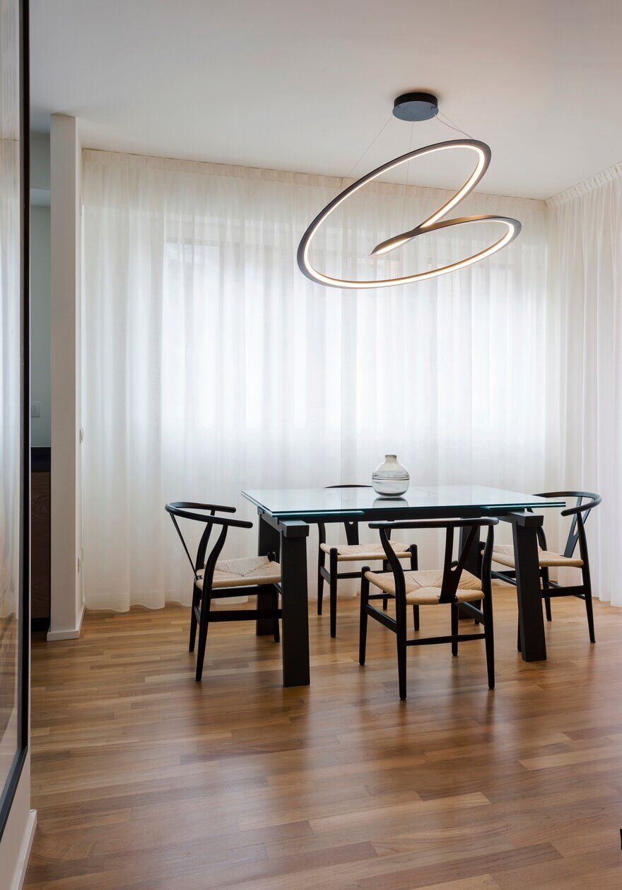 Architettura E Design apartment cv in milan / nomade architettura e interior design