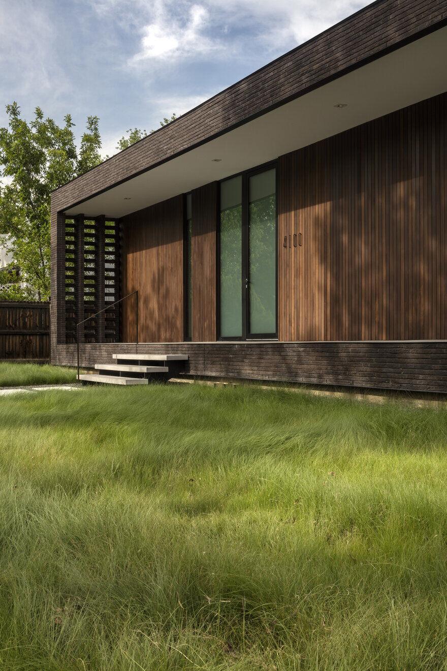 Brick City House Studio B Architecture Interiors 2