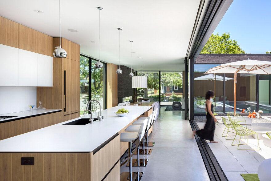 Brick City House Studio B Architecture + Interiors 5