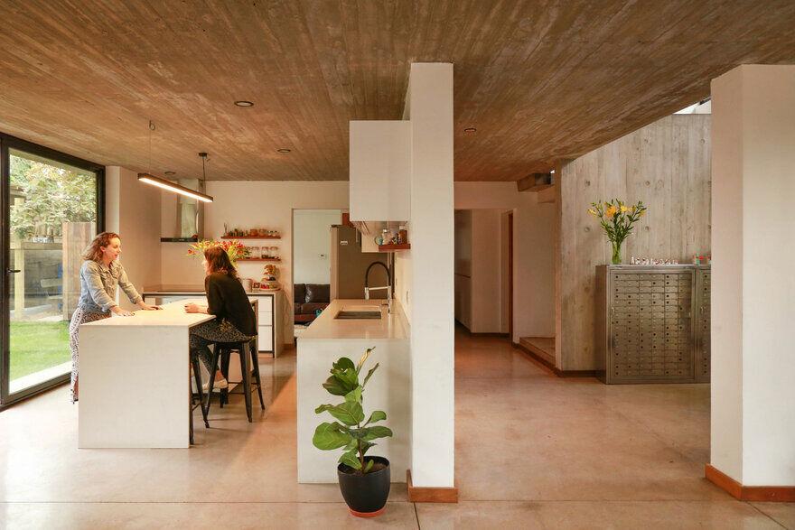 JFS Arquitecto, chile, kitchen, interior design