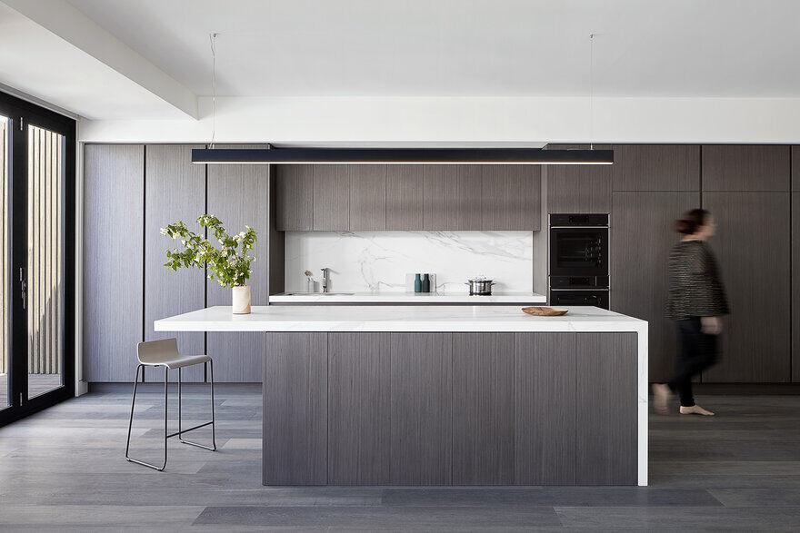 Glow Design Group, kitchen