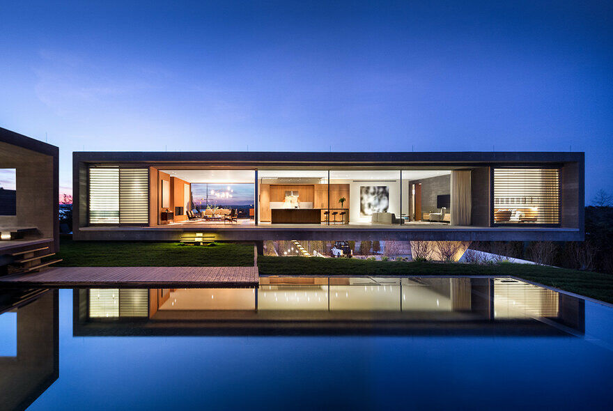Flying Point House , Steven Harris Architects 7