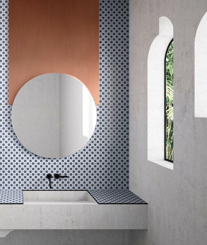 Confetti Tiles Designed by Marcante-Testa for Ceramica Vogue 7