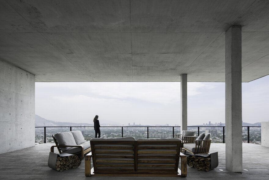 open house, Casa Lomas / Oficio Taller