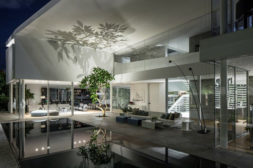 contemporary architecture, interior design, Pitsou Kedem Architects 8