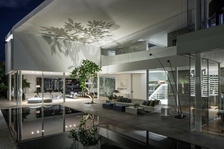 contemporary architecture, interior design, Pitsou Kedem Architects 8