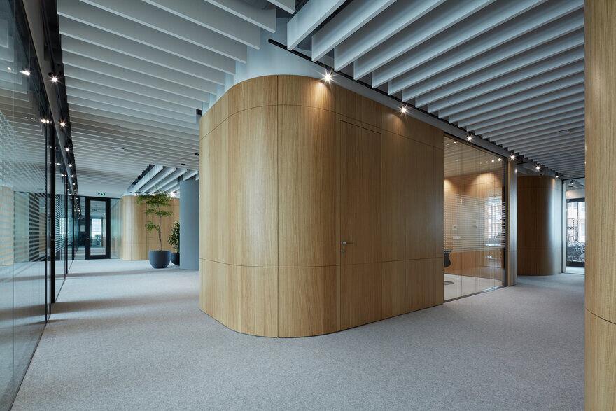 Lucron Office, Čechvala Architects 3