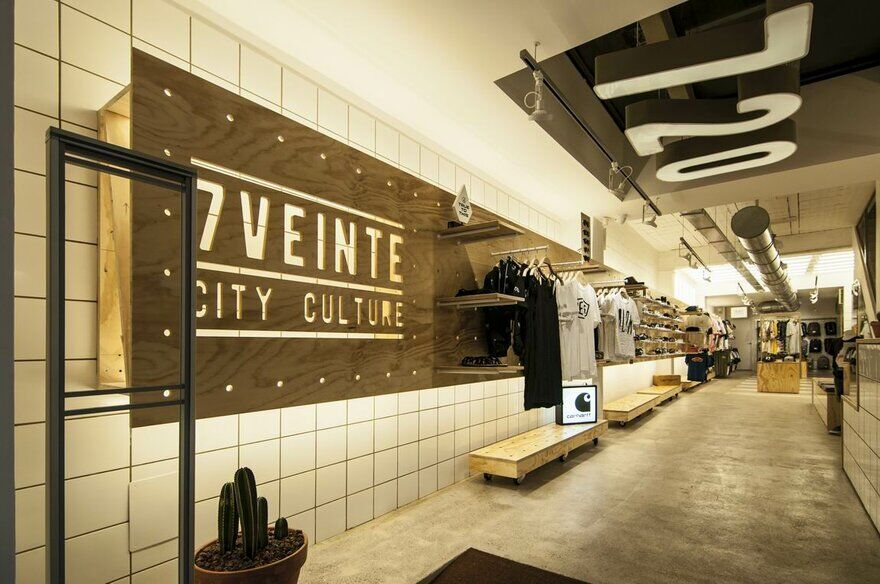 Sieteveinte, City Culture / Vitale Studio 2