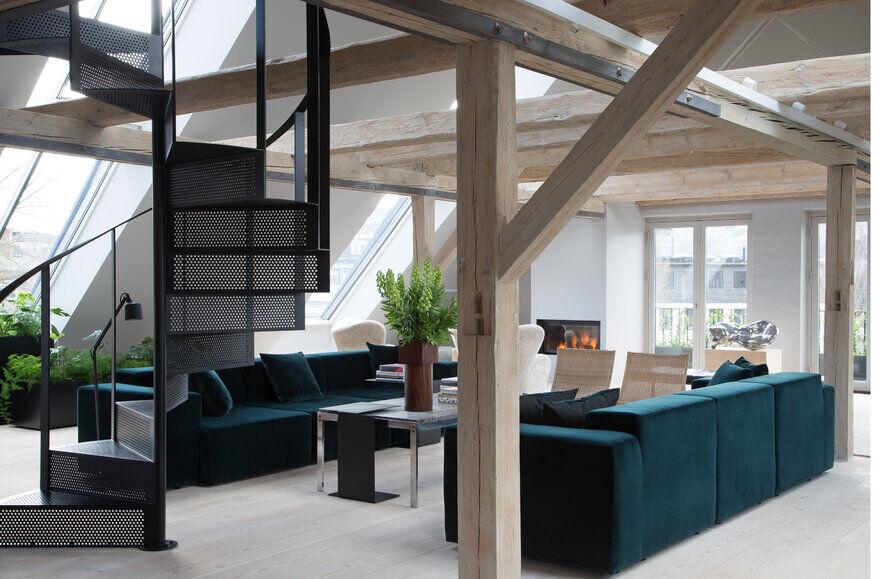 Vipp Loft by Studio David Thulstrup for the Danish Design Company Vipp