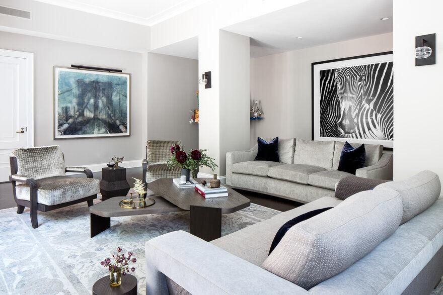 West Village Maisonette / Becky Shea Design