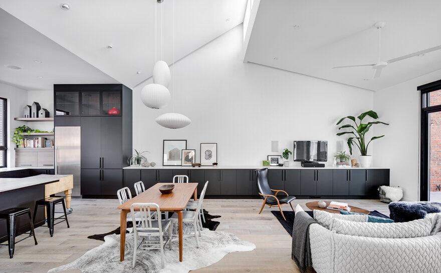 Wittenberg Residence / PLATTE Architecture + Design