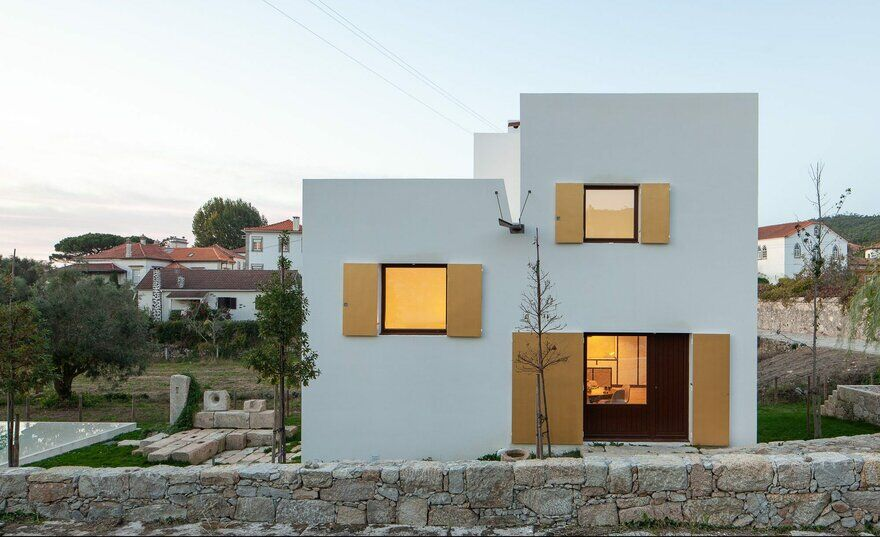Casa em Afife / Guilherme Machado Vaz