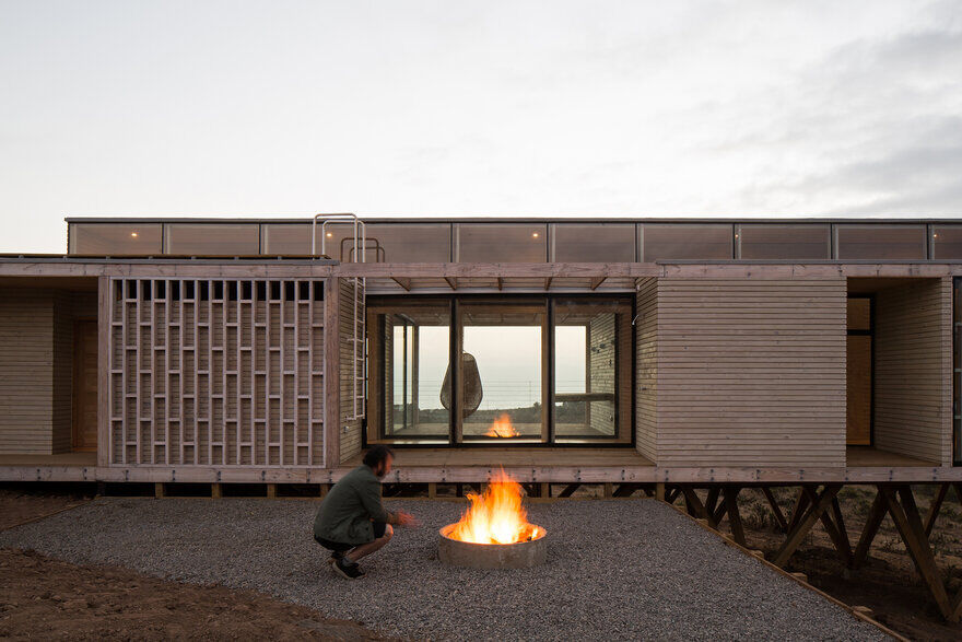 Casa Muelles, Pichicuy SAA Arquitectura + Territorio