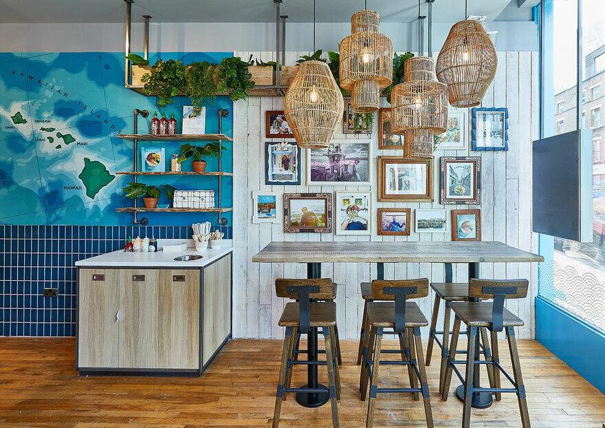 Island Poké, a New Restaurant Concept for Hawaiian Sashimi-Style Cuisine