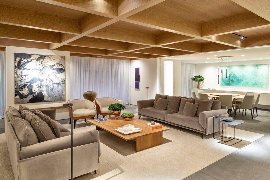 RBI Apartment / Coletivo Arquitetos