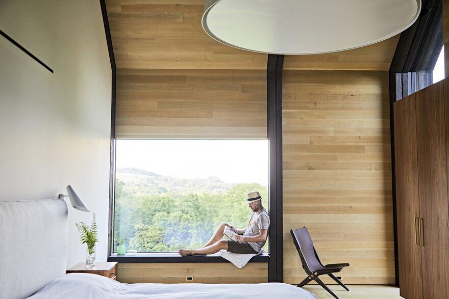 Hudson River Valley residence / Amalgam Studio