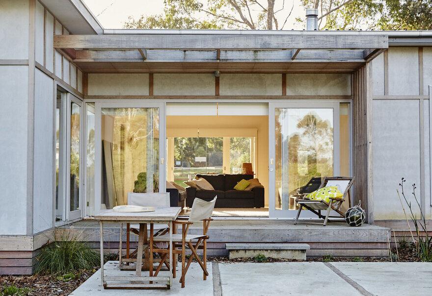 Shoreham Beach Shack / Sally Draper Architects