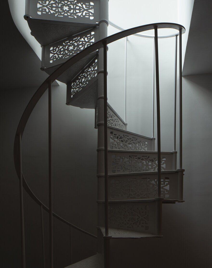 stairs, Francesc Rife Studio