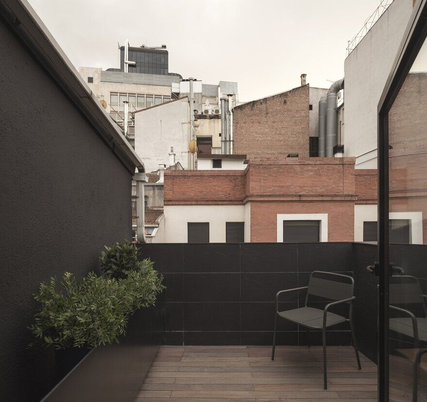 terrace, Francesc Rife Studio