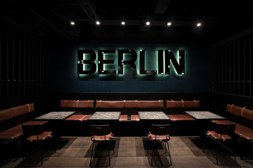 Berlin Bar Moscow Thilo Reich Architectural Design