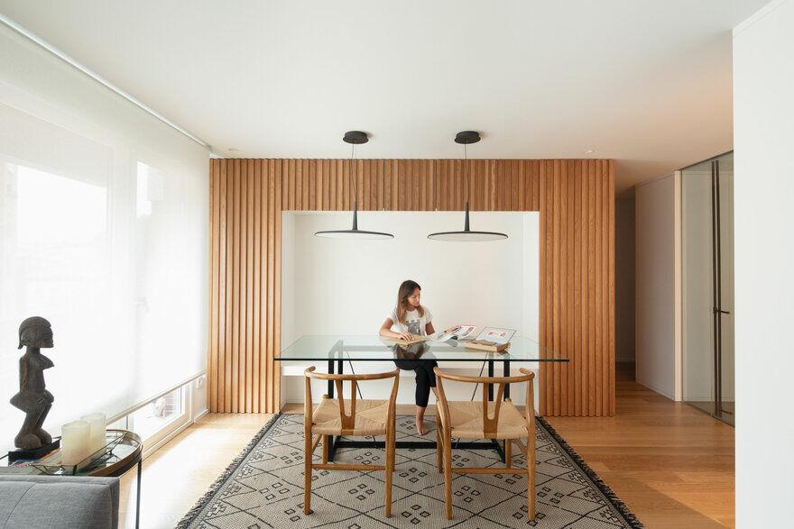 Cabruñana Flat / David Olmos Arquitectos