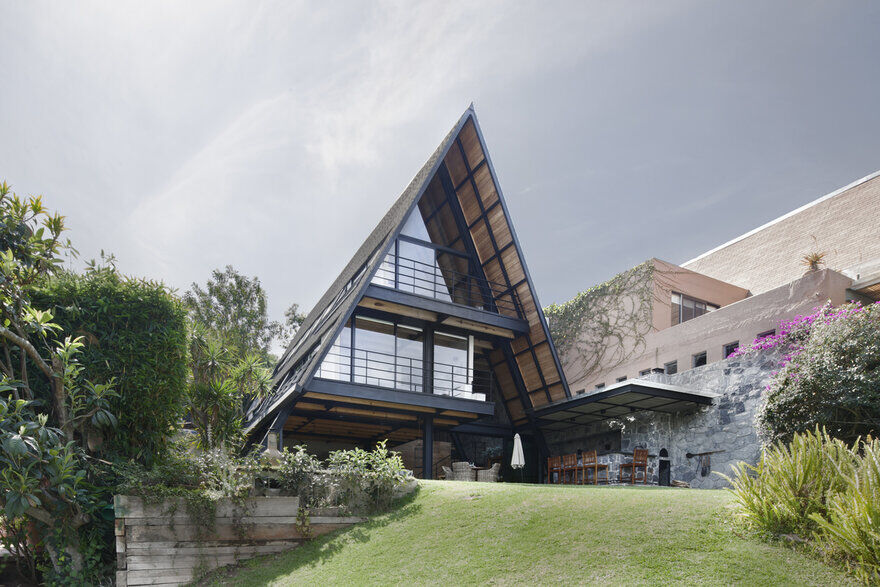 House A in Valle de Bravo, Mexico / Metodo & Ingeniería Orca