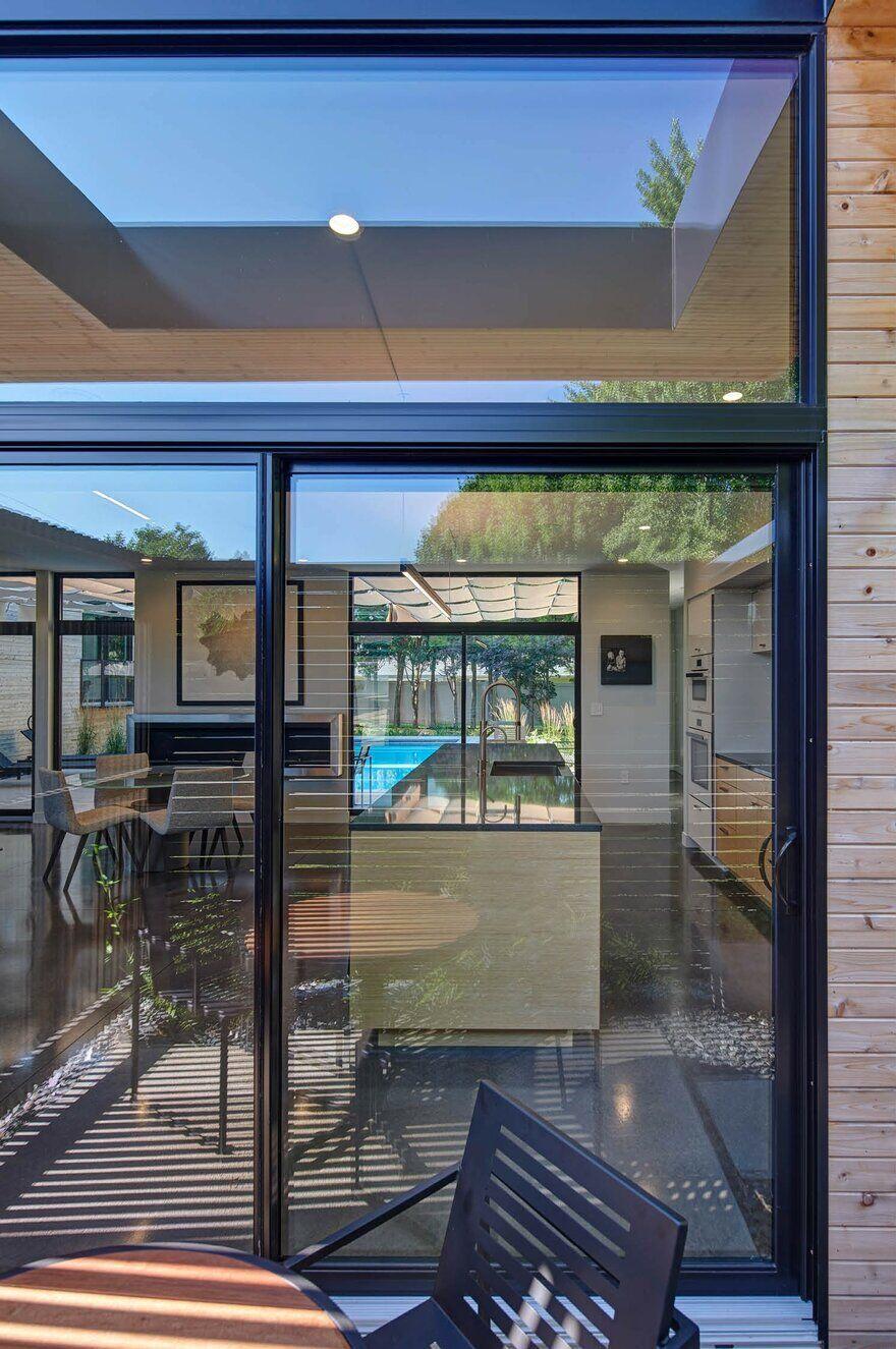 Koser Residence Net Zero Home By Neumann Monson Architects