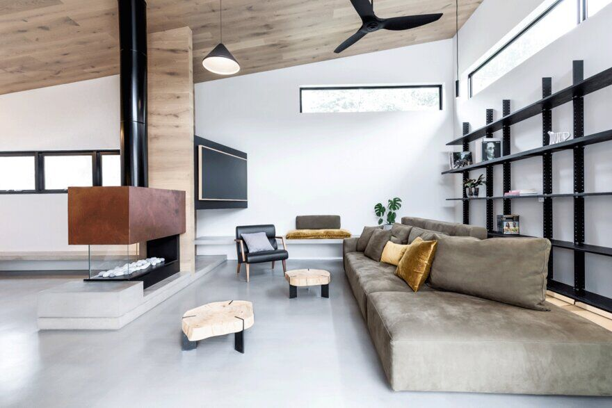 Lane Cove House in Sydney / Interno61