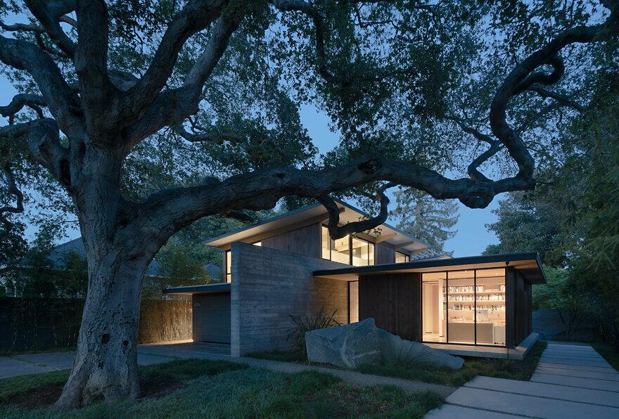 The Sanctuary - Palo Alto Residence / Feldman Architecture