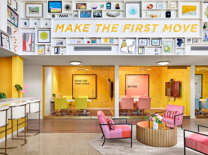 Sensational Bumble Headquarters In Austin Texas Mark Odom Studio Download Free Architecture Designs Itiscsunscenecom