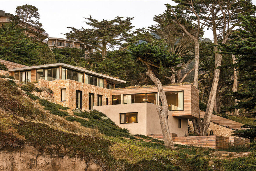 Carmel Highlands House