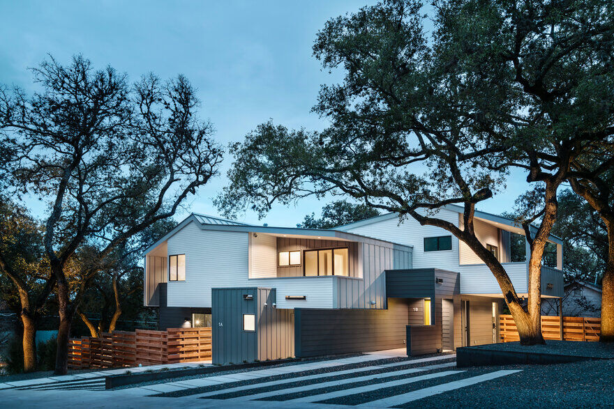 Adult Tree Houses Take Root in Austin, Texas