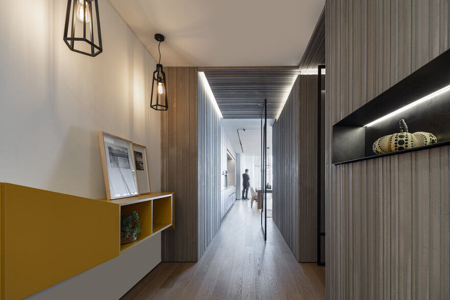 Family Hallways Tal Goldsmith Fish Design Studio