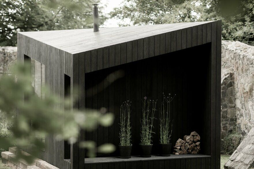 Koto Cabins Featuring Minimal Aesthetics Of Scandinavian