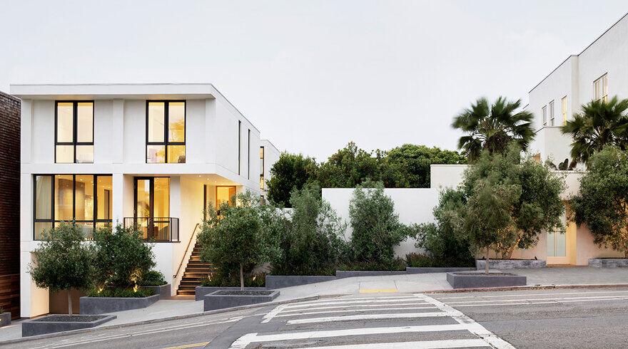 Presidio Gate Residence / Walker Warner Architects