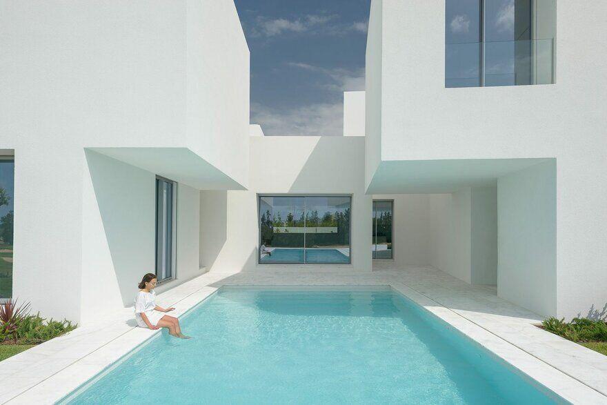 minimalist residential architecture / Corpo Atelier