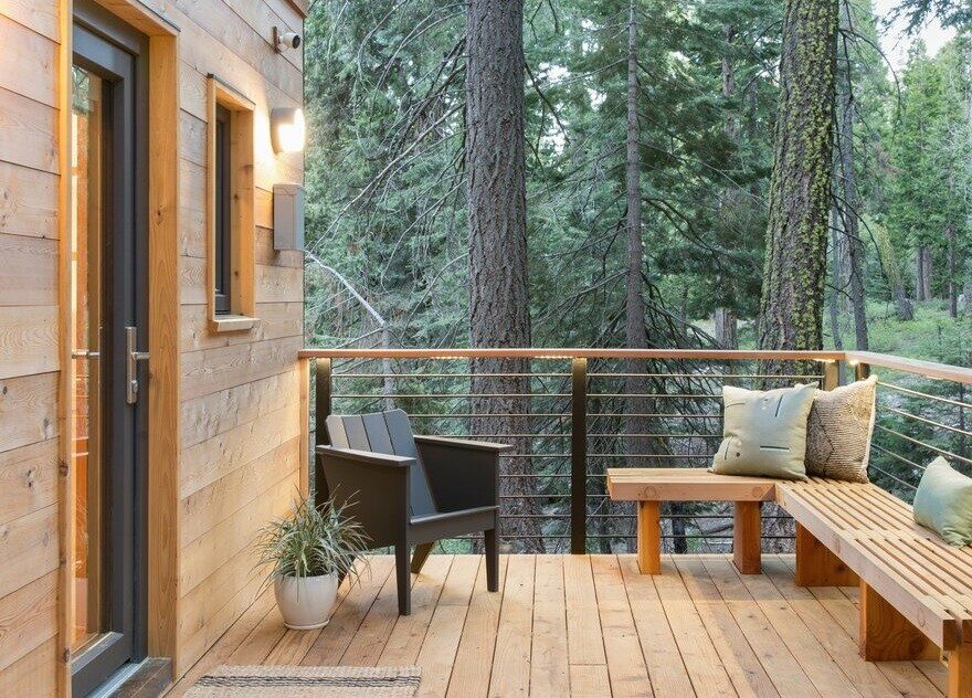 cabin, Lake Tahoe