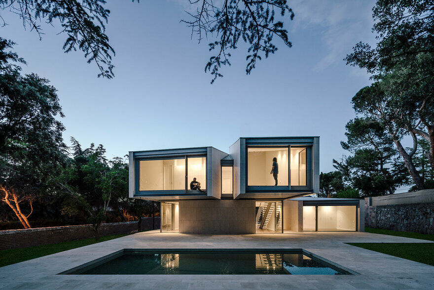 M4 House ZOOCO Estudio