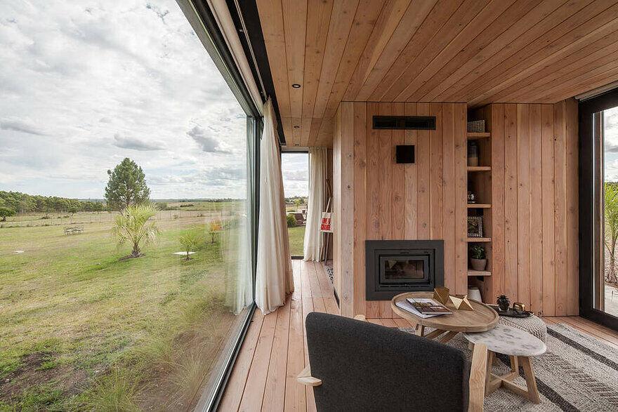 Modular Prefabricated Refuge by VivoTripodi: REPII House