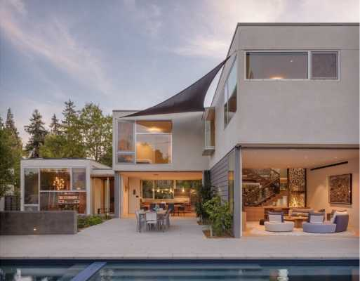 Palo Alto Contemporary House by Bjørn Design