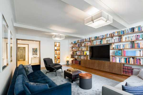 Pre-War Upper West Side Apartment Gets a Modern Update