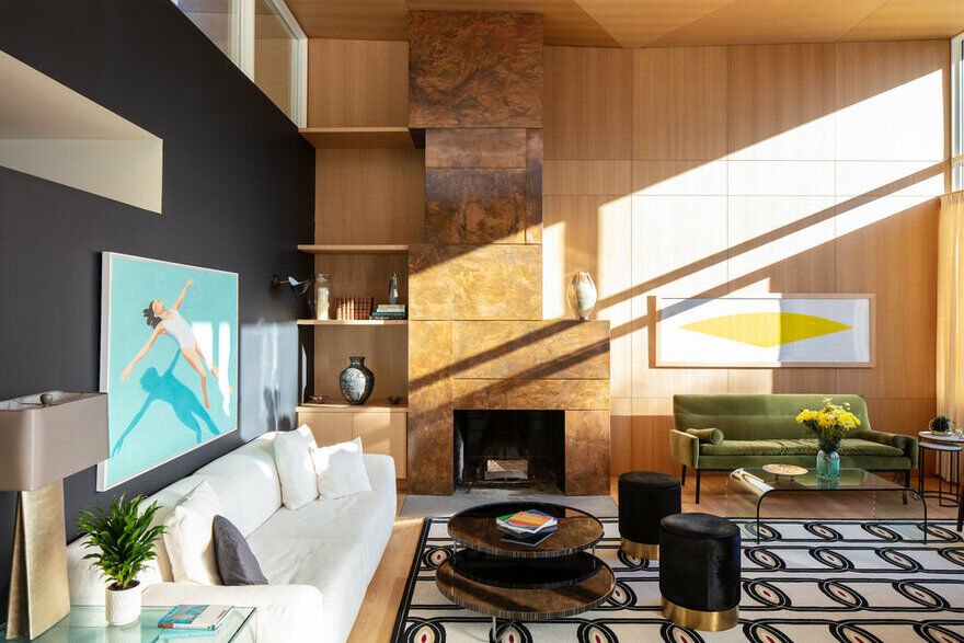 Sepi Residence / Frank Harmon Architect