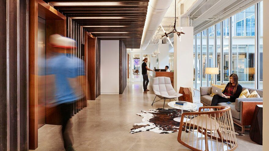 Dropbox Office Expansion / Perkins+Will