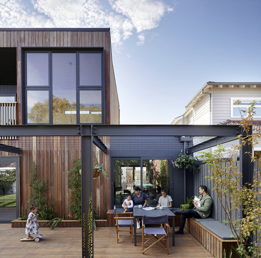 kaboo Residence in Melbourne / Native Design Workshop on native nail designs, native border designs, native floral designs, bahay kubo design, native health, native graphics, native fashion, architecture design, native hummingbird designs, amakan exterior design, american home design, low water landscape design, native art, native tattoo designs, native background designs, nipa hut design, native feather designs, interior design, native home, native flowers,