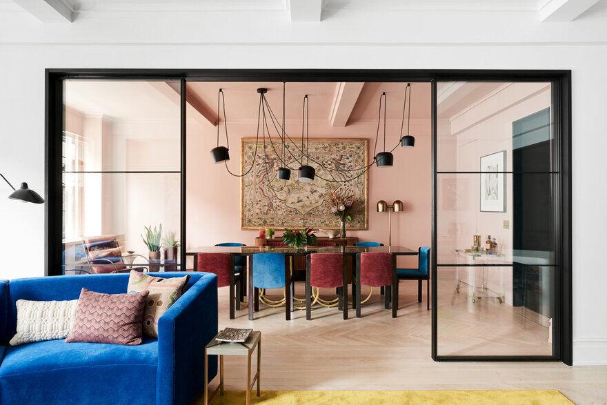 Prewar Park Avenue Apartment Reimagined for Contemporary Family Life