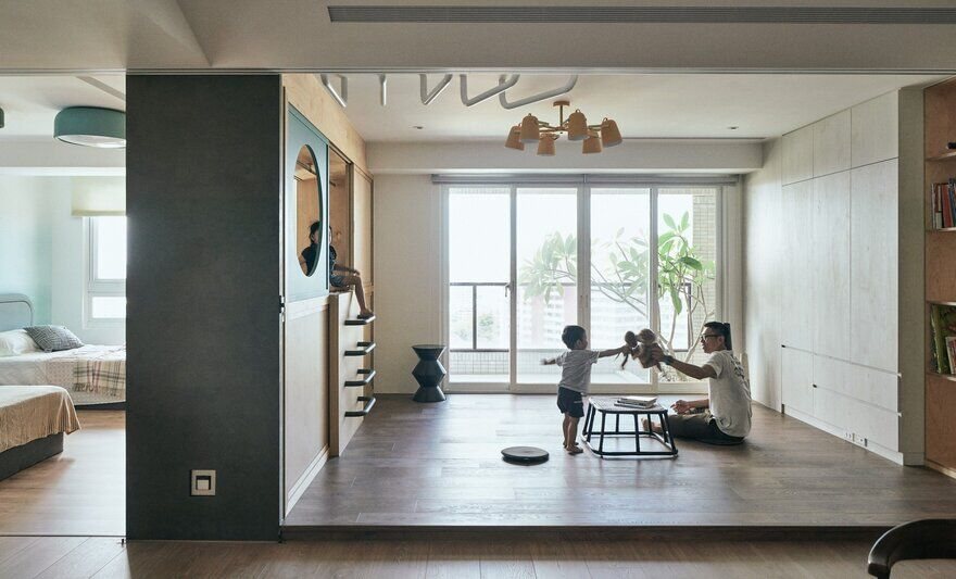 Experiencing The Zen Of Lifestyle / HAO Design