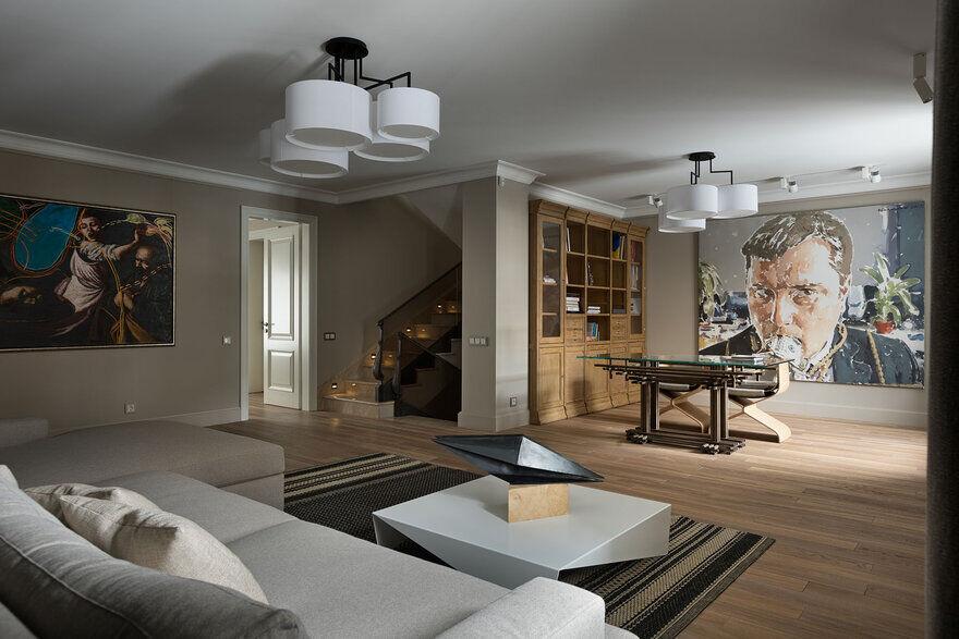 Impressive 4-Storey Duplex House by Ordenans Design Studio