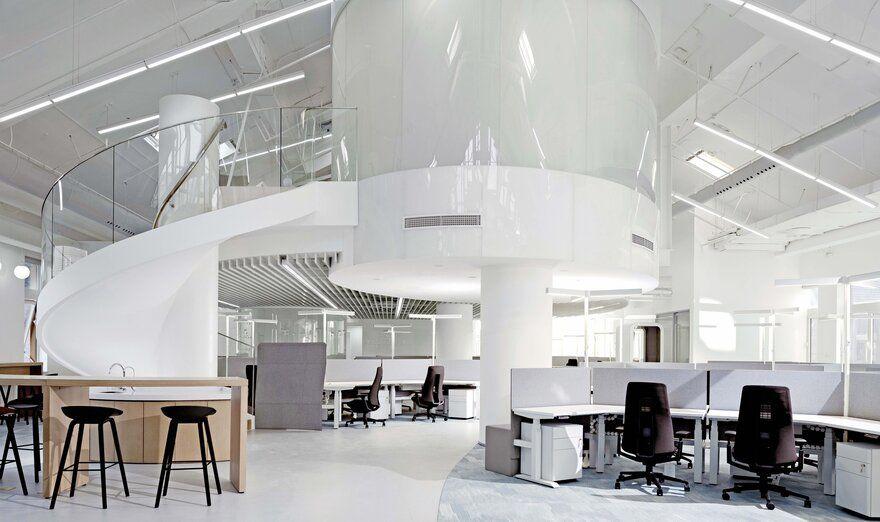 Brii Biosciences Global R&D Center by QUCESS Design