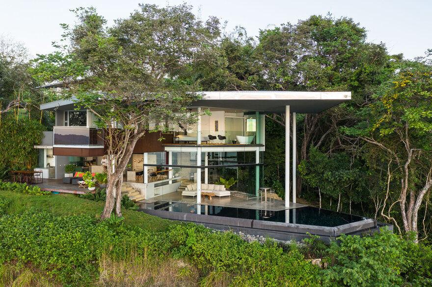 Cocobolo House, Costa Rica / Cañas Arquitectos